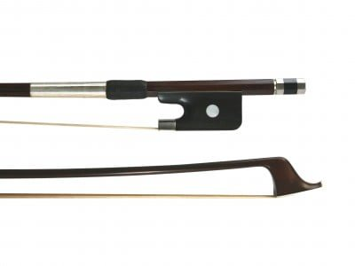 BB001 Concertante brazilwood double bass bow