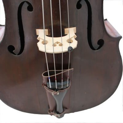 Bass Bags Brown Orchestral Double Bass Bow Quiver