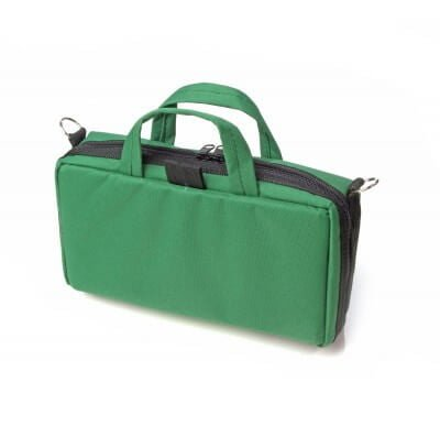 Bass Bags Ultra Compact Lightweight Oboe Case Green