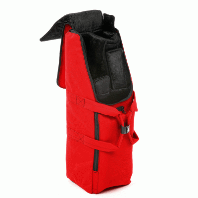 Bass Bags Kim Walker Bassoon Case Red Inside