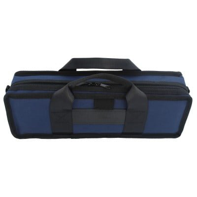 Navy Clarinet Case Outside