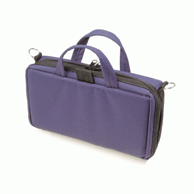 Bass Bags Ultra Compact Lightweight Oboe Case Navy Blue