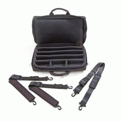 Bass Bags Double Oboe Case Inside