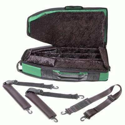 SL Bassoon Case Green Inside