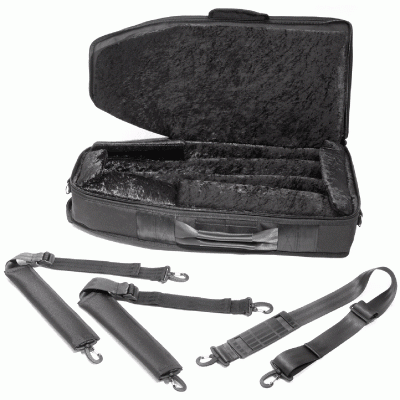 SL Bassoon Case Inside Black