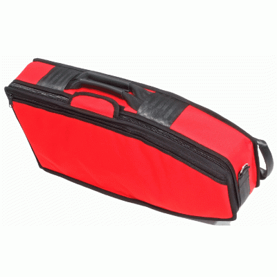 Bass Bags KW Bassoon Case for Div  long joint or Gentlemans Bassoon