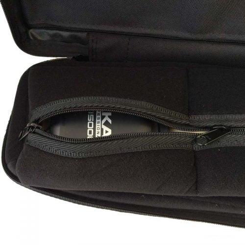 Akai EWI Case receiver pocket
