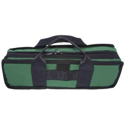 Bass Bags Green Clarinet Case