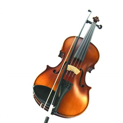 Primavera P200 violin 2014 angled aspect