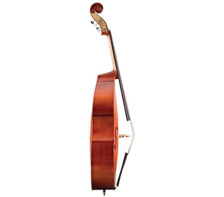 Eastman 80 double bass side