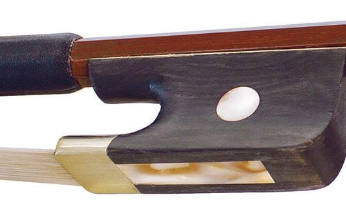 Hidersine Bow Double Bass 4/4 Brazilwood