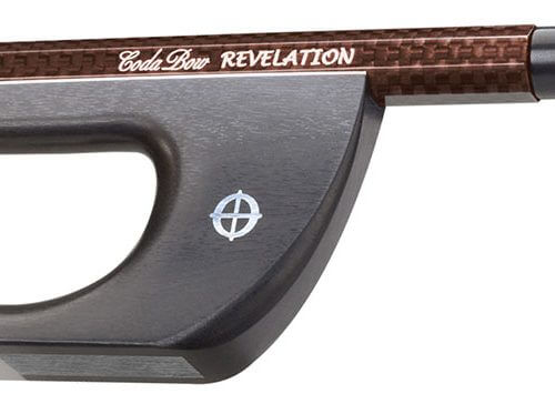 Codabow Revelation Double Bass Bow German Pattern