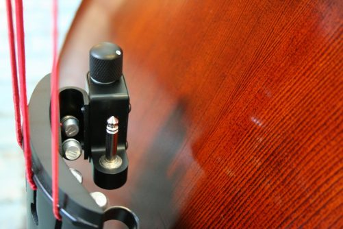 Realist Docking Station double bass volume control