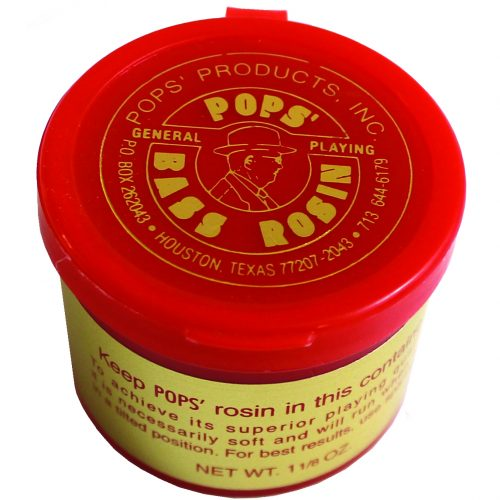 Pops' Bass Rosin