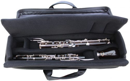 Cor Anglais / English Horn Case Interior with Howarth S40c