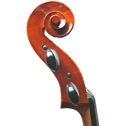 P200 cello scroll