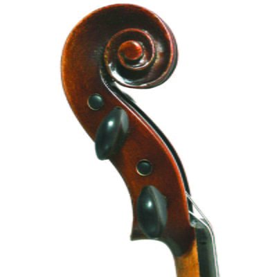 Primavera 200 violin antiqued scroll