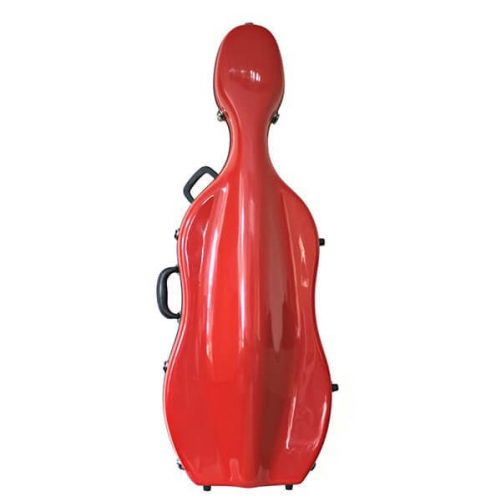 Red Sinfonica Cello Case