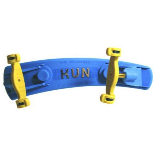 kun Collapsible Shoulder Rest Mini blue