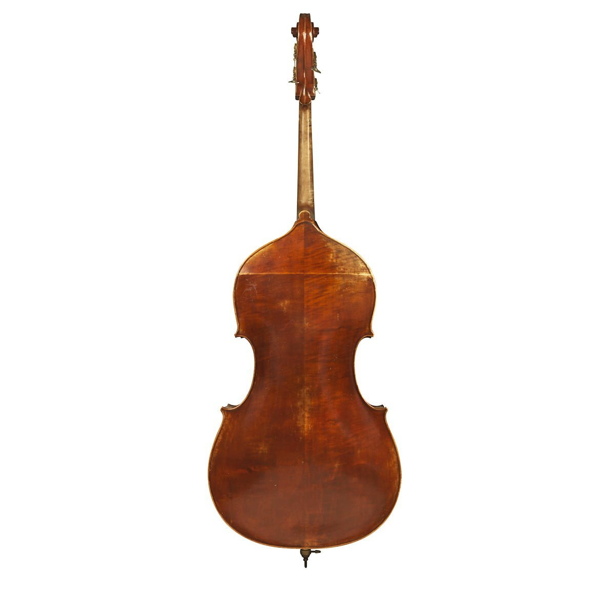 Jay Haide Double Bass Back