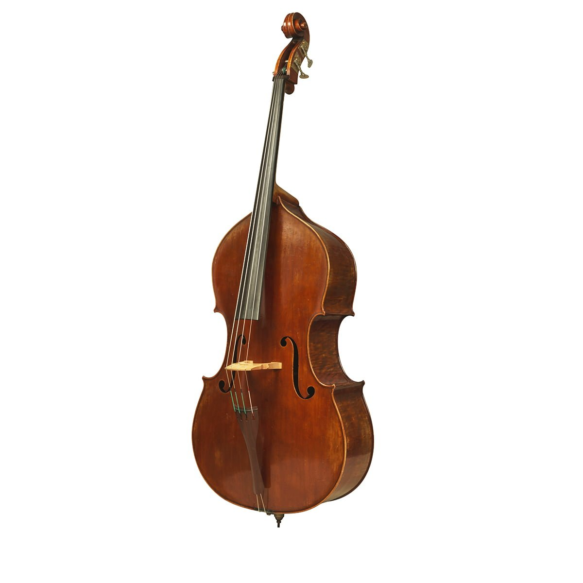 Jay Haide Double Bass Front Angle
