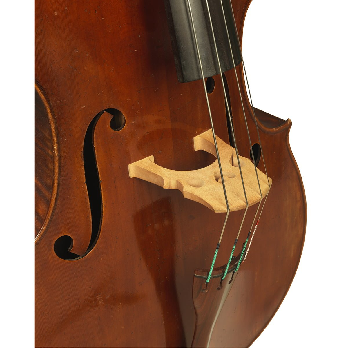 Jay Haide Double Bass Front Close