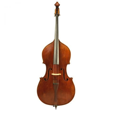 Jay Haide Double Bass Front Square
