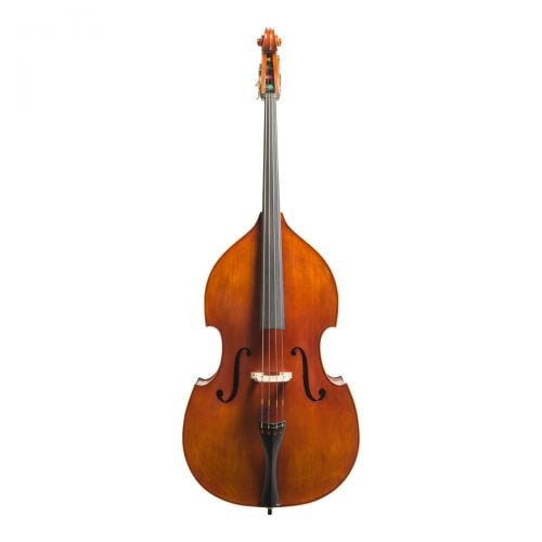 Vivente double bass set up with Helicore strings