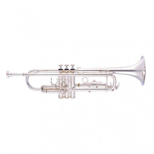 John Packer JP051 Trumpet Silver Plate