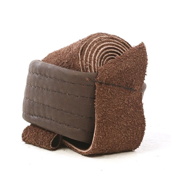 Bassoon seat strap brown leather