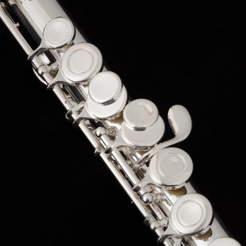 John Packer JP010CH Flute Close Up