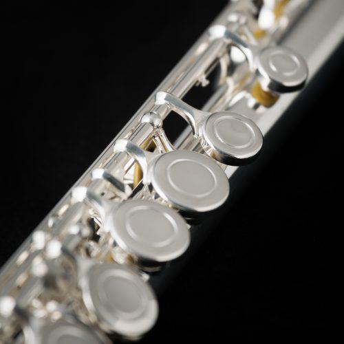 John Packer JP011 Flute Macro Shot