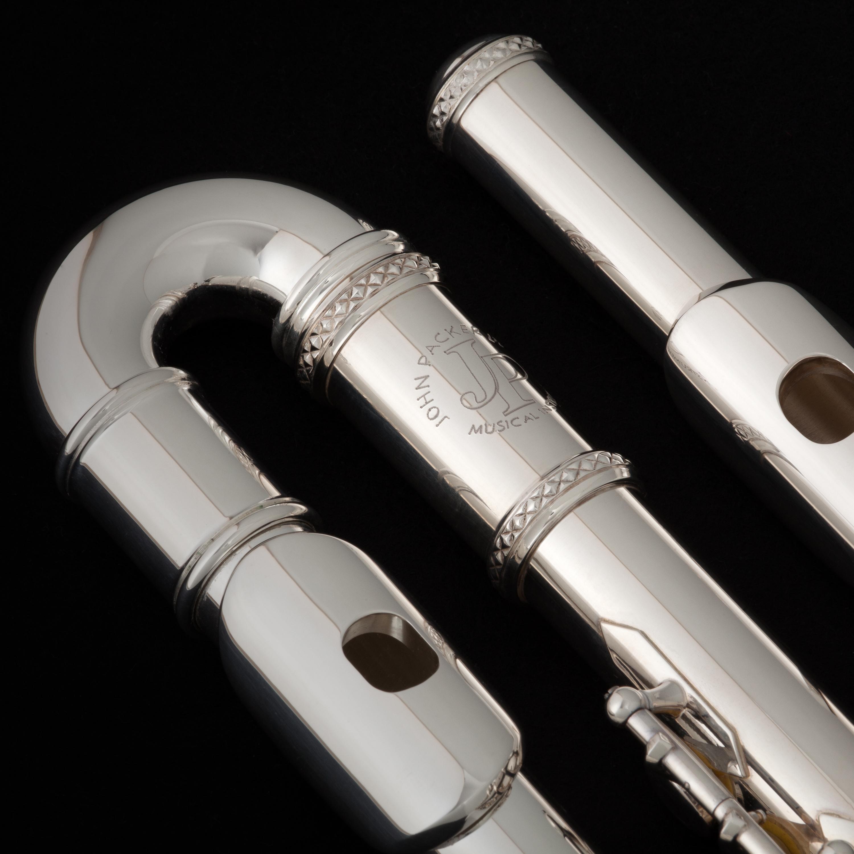 John Packer JP011CH Flute Close Up