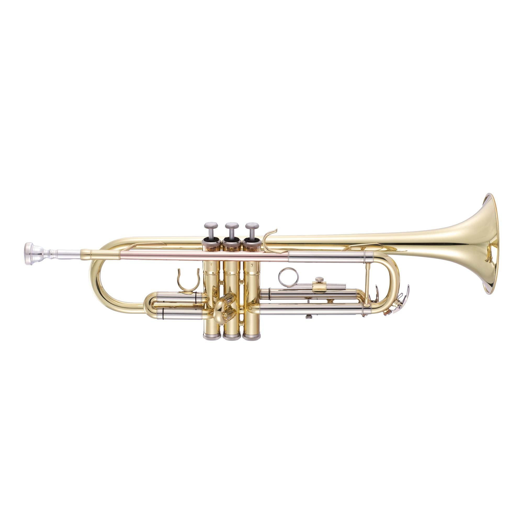 JP051 Bb Trumpet in Lacquer