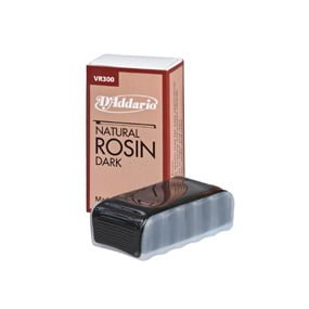 D'Adarrio Natural Violin Rosin Dark