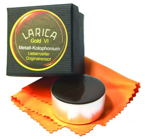 Larica Gold VI Double Bass Rosin