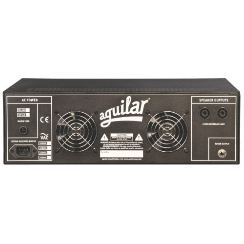 Aguilar DB751 Bass Amp Rear