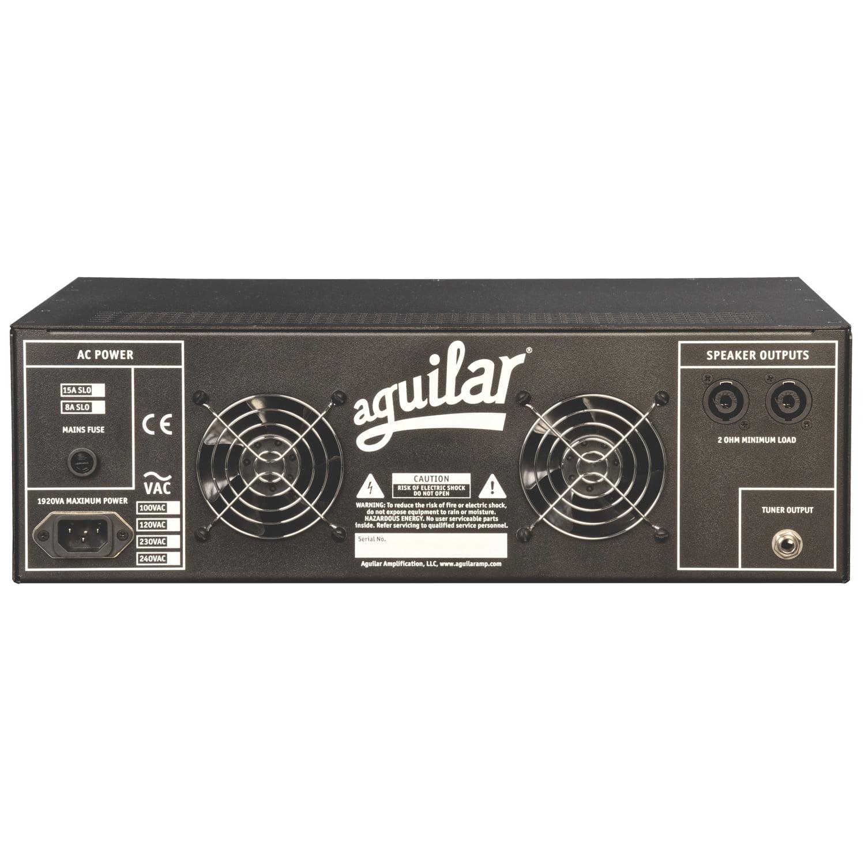 Aguilar DB751 Bass Amp Rear