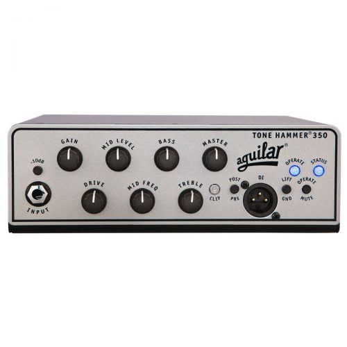 Aguilar Tone Hammer TH350 Bass Amp Front