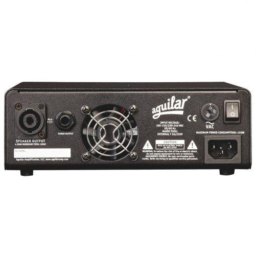Aguilar Tone Hammer TH350 Bass Amp Rear