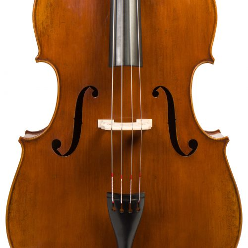 Eastman Master Series Double Bass VB502 Front Close