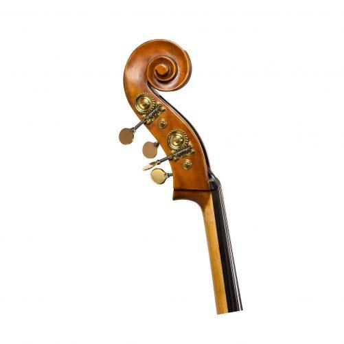 Eastman Master Series Double Bass VB502 Scroll