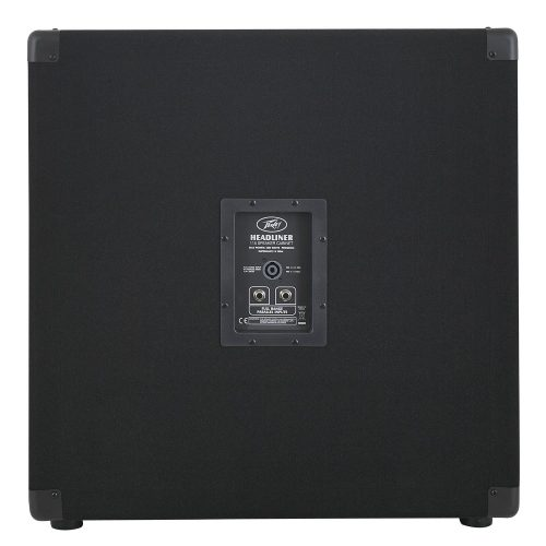 Peavey Headliner 115 Bass Cabinet Back