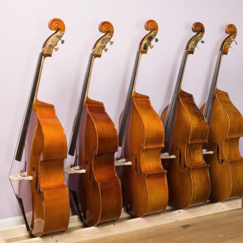 Double Basses for Sale