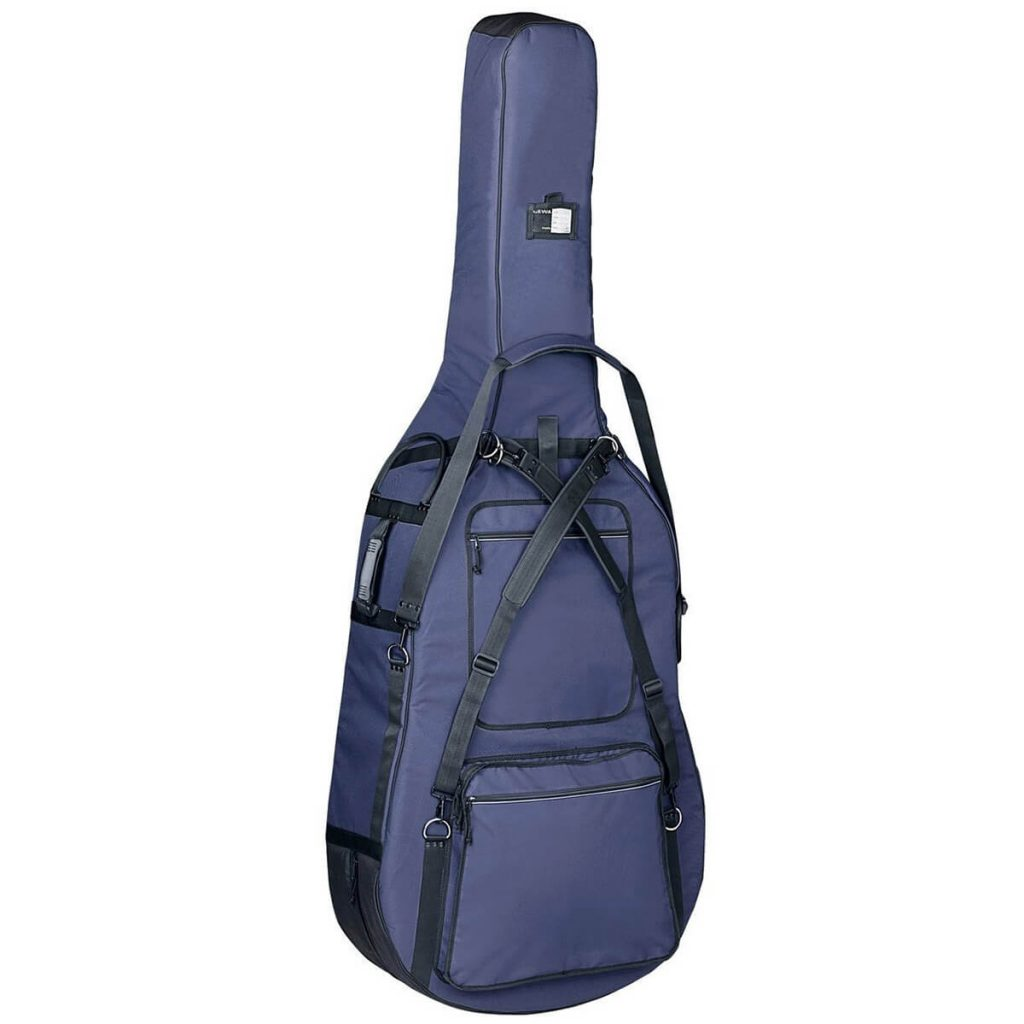 Gewa Prestige Double Bass Gig Bag Rear