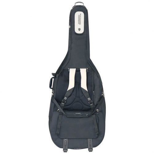 Jaeger Rolly Double Bass Gig Bag Rear