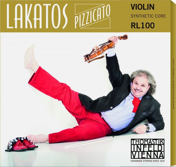 Lakatos Pizzicato Violin Strings