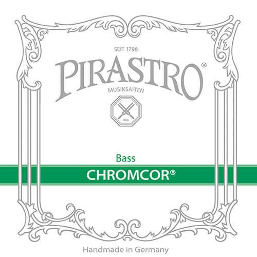 Pirastro Chromcor Double Bass Strings