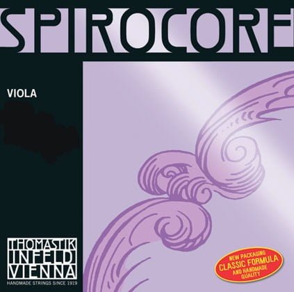 Spirocore Viola Strings