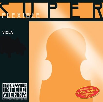 SuperFlexible Viola Strings